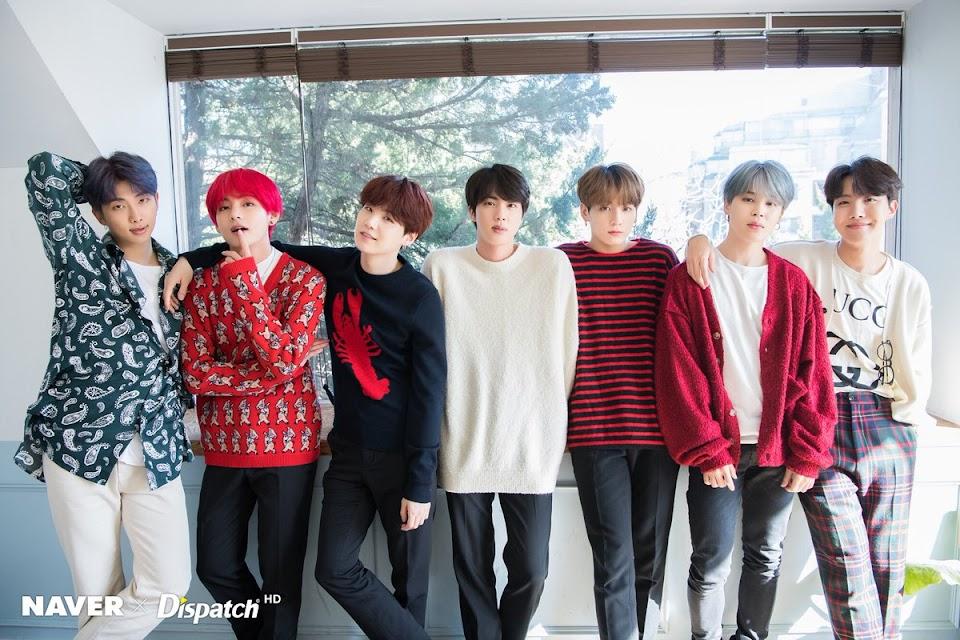 BTS-december