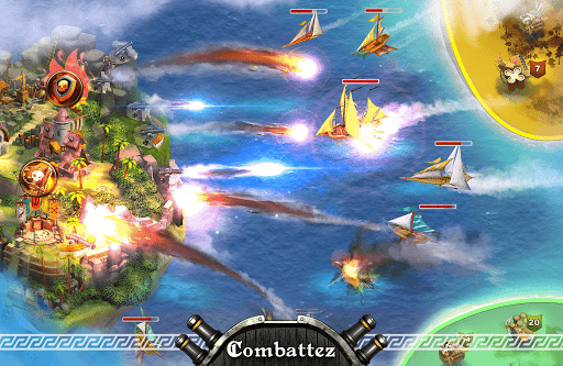 Pirate Sails: Tempest War  astuce 2