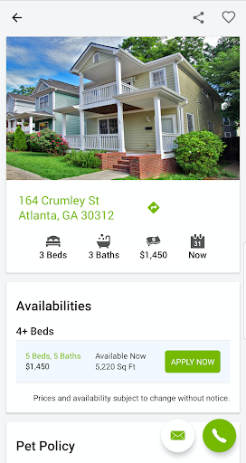 Apartments.com Rental Search 6.1.3 screenshots 2