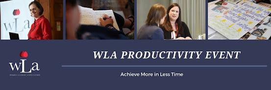 Productivity Workshop - 30th January
