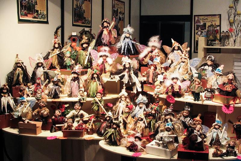 Bambole di Giò Volpi