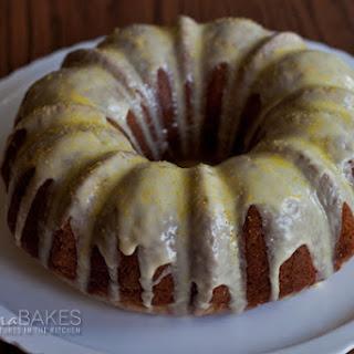 Lemon Zucchini Bundt Cake