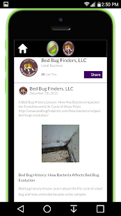 Bed Bug Finders- screenshot thumbnail