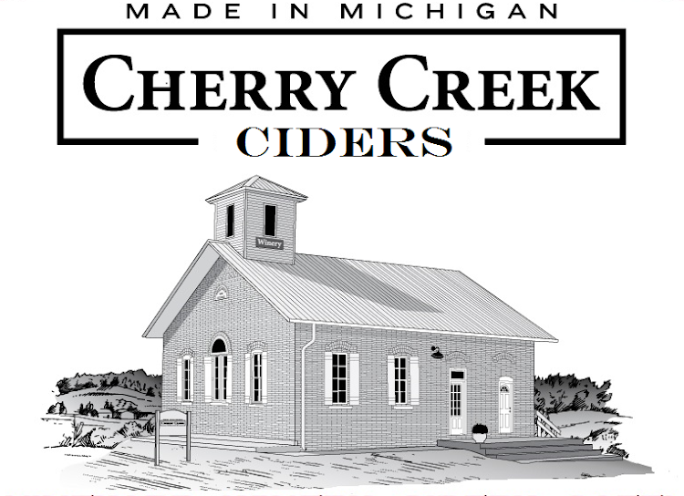 Logo of Cherry Creek Ciders Lady - Blueberry Cider