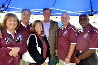 Photo: Mayor and Council with Congressman Pallone