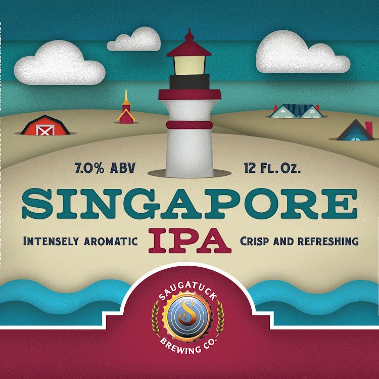 Logo of Saugatuck Singapore IPA