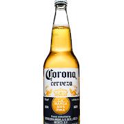 Corona, 12oz bottled beer (4.5% ABV)