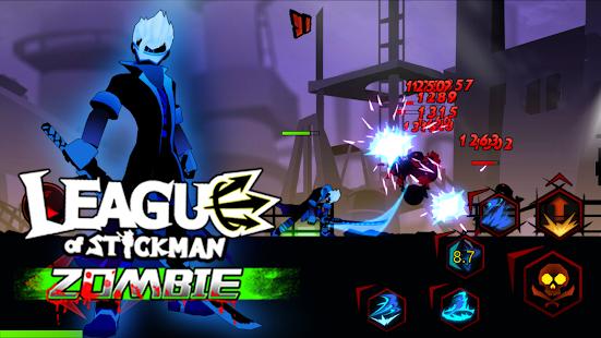 Download Zombie Killer: League of Sticks v1.2.3 APK Full ...