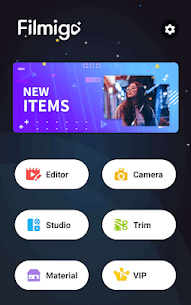 Filmigo Video Maker Mod Apk (VIP) Photos with Music & Video Editor 4.8.7 7