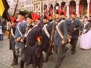 Photo: napoleoni přijeli