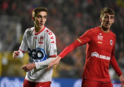 """Alexis De Sart blikt terug op de clash tegen broer Julien: """"Wat er gezegd is op het veld blijft tussen ons"""""""