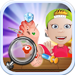 Kids Foot Doctor: Surgery Game Icon