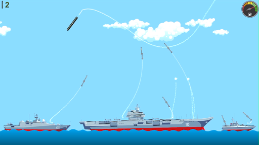 Missile vs Warships android2mod screenshots 8