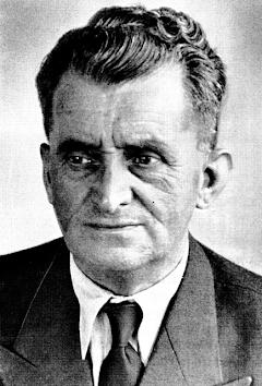 Porträt Heinz Renner.