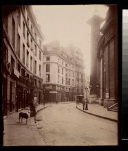 Photo: Rue de Viarmes cote de la rue Vannes (1e)