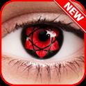 Sharingan Eyes Photo Maker icon