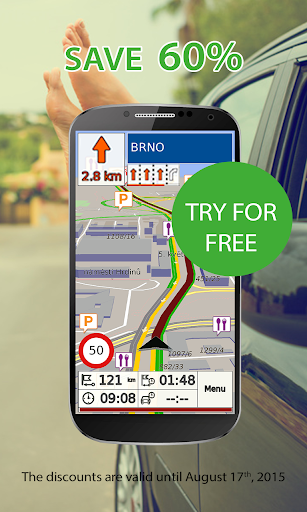Bus GPS Navigation by Aponia