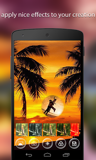 無料摄影Appのネイチャーフォトフレーム|記事Game
