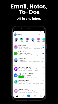 Spike Email Messenger - Your Inbox, Reinventedのおすすめ画像1