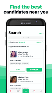 Merlin NY: Find Job & Career Listings In New York- screenshot thumbnail
