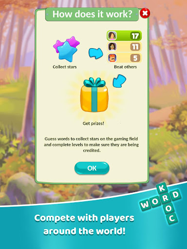 Crocword: Crossword Puzzle Game android2mod screenshots 9