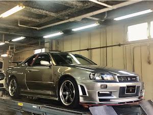 スカイラインGT-R BNR34 2002年 標準車のカスタム事例画像 TAR【FS-R】さんの2019年11月17日00:26の投稿