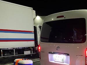 ハイエースバン GDH211Kのカスタム事例画像 渚さんの2020年08月11日21:12の投稿