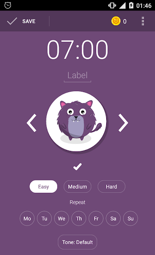 Alarm clock 1.0.5.2 screenshots 2