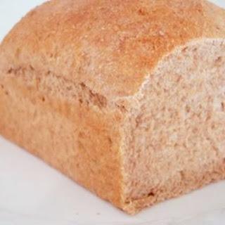 Soft Wheat Bread.
