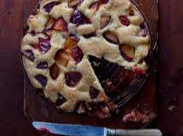 French  Holiday Fruit Pound Cake Recipe
