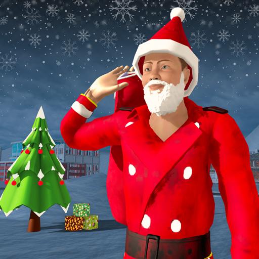 Baixar Christmas Santa Gift Delivery: Xmas New Game 2019