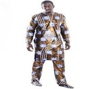 Mali Men Fashion Styles - náhled