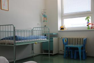 Photo: Detské infekčné oddelenie