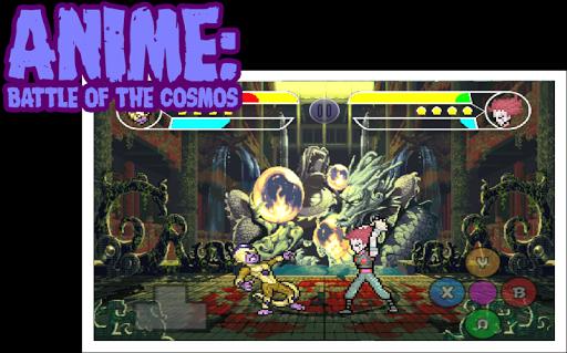 Anime: Battle of the Cosmos 1.30 screenshots 4