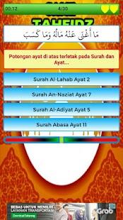Game Tebak Ayat dan Surah Alquran - náhled