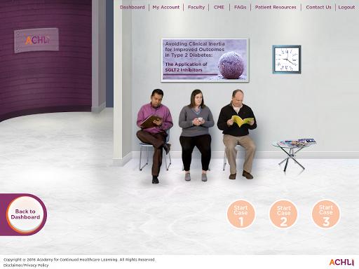 T2DM Virtual Clinic 1.0.2 screenshots 2