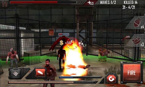 تحميل لعبة Zombie Roadkill 3D مهكرة للاندرويد [آخر اصدار] 5