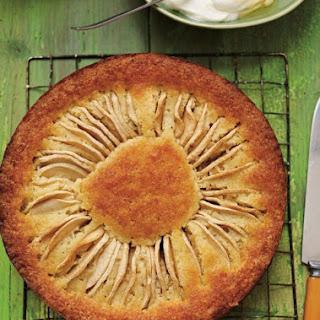 Apple Kuchen Cake.