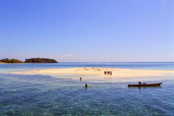 Pulau Timbul Meko