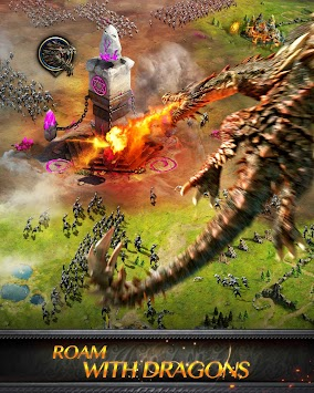 Clash Of Queens:Dragons Rise APK screenshot thumbnail 9