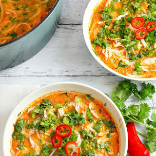 Curry Chicken Noodle Soup Recipes