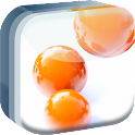 Orange balls Live Wallpaper icon