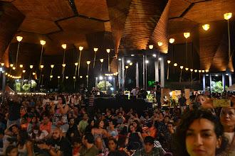 Photo: El público conectado con el Primavera Fest