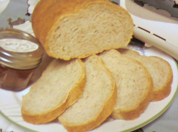 Pam's Wheat Loaf Recipe