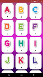 Download English learning for kids by sounds and pics For PC Windows and Mac apk screenshot 3