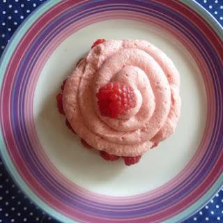 Raspberry Frosting