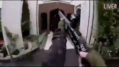 Captura de un vídeo del supuesto atacante.