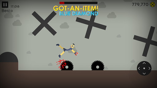 Stickman Ragdoll- Falling Fun apkpoly screenshots 8