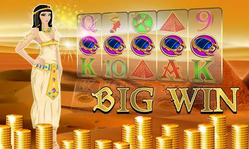 Wild Cleopatra Casino Slots