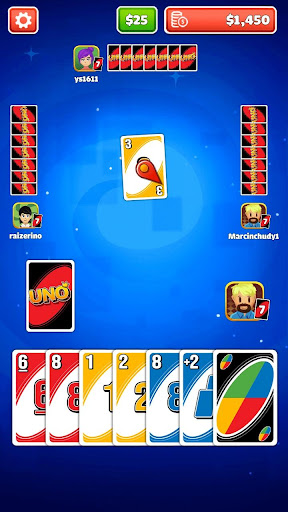 Uno Classic 1.03 screenshots 3